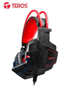 Auriculares Gaming Teros TEG1500  Headset