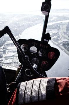Обзорный полёт над Куксхафеном (ок. 20 Мин.)