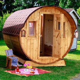 Campingfass Modell 330 komplett montiert
