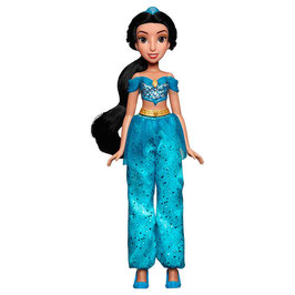 1X Poupée HASBRO Jasmine Aladin Disney 25.5cm