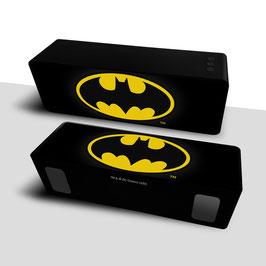 2X Haut-parleur stéréo portable sans fil 10W 2.1 BATMAN Black à € 18.97