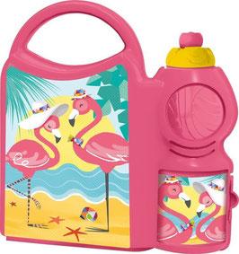 3X Combo set bouteille sport Flamingo 400ml à € 3
