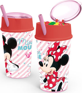 6X  VERRE SNACK MINNIE 400ML à € 3.22