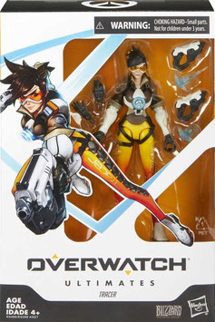 1X OVERWATCH ULTIMATES TRACER ACTION FIGURE 15,5X23CM