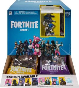18X FIGURINE FORTNITE AVEC CLIP 8 CM ASSORTIS à € 2.40
