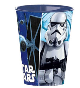 4X GOBELETS STAR WARS 260ML à € 1.00