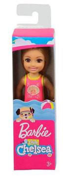 1X Poupée Barbie Doll 15cm Club Chelsea
