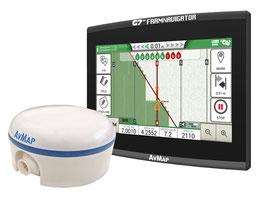 G 7  Farmnavigator EASY mit Turtle Smart GNSS Empfänger.