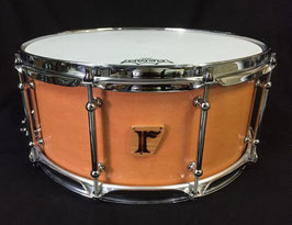 "#05. Maple 8ply / 15""x6.5"" Snare Drum"