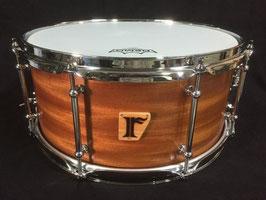 "#06. Vintage Mahogany / 14""x6.5"" Snare Drum"