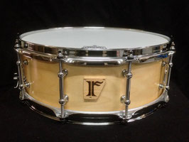 "#01. Maple 15ply / 14""x5"" Snare Drum"