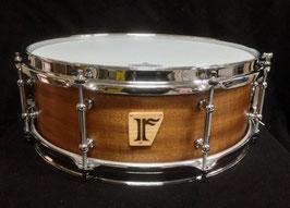 "#02. Vintage Mahogany / 14""x5"" Snare Drum"