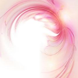 Tuch TAUSENDSASSA FLOWER WINGS pink