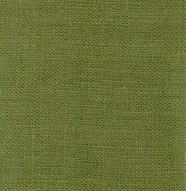 Linen washed - Moss Green