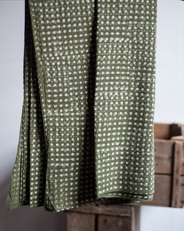 Indian Blockprint - Spot Olive (Merchant & Mills)