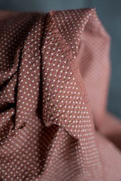 Cotton Seersucker - Moyo Pink (Merchant & Mills)