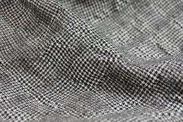 Twill yarn-dyed - Houndstooth (Kokka)