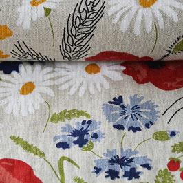 Linen washed - Flower Meadow