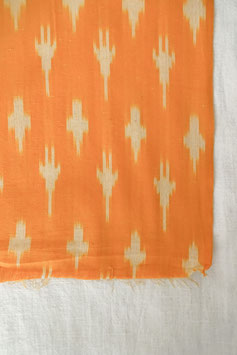 Indian Ikat - Drops Mango