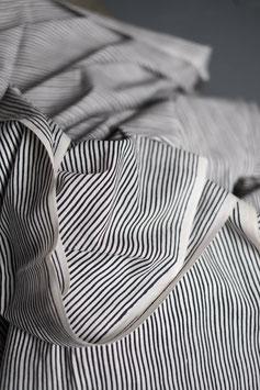 Indian Blockprint - Lean Stripe Mono (Merchant & Mills)