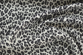 Linen washed - Snow Leopard