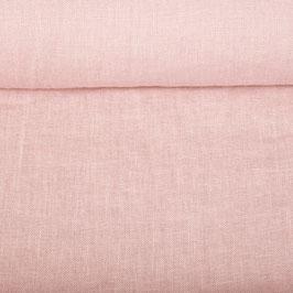 Linen washed - Rose