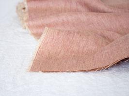 Linen washed - Raspberry Cream