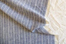 Hemp Woven - Dusk Two Stripe