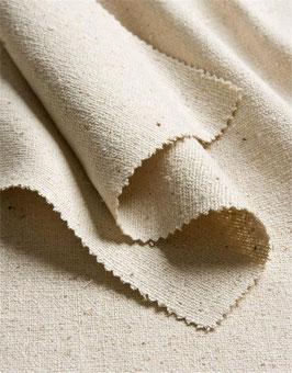 Bourette Handwoven - Natural
