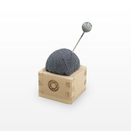 Masu Mini Pincushion Grey (Cohana)