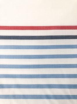 Chambray - Breton Stripes Marine (Amandine Cha)