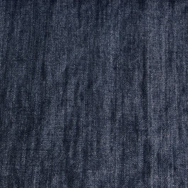 Linen washed - Dark Blue Melange