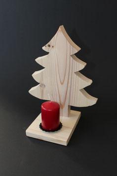 Tannenbaum Kerzenschein