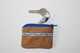 Schlüsseletui Blümchen