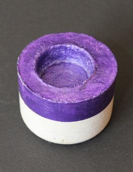 Kerzenhalter Violet