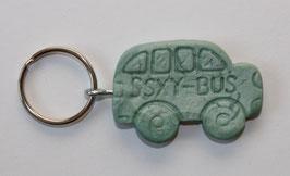 Schlüsselanhänger Bus