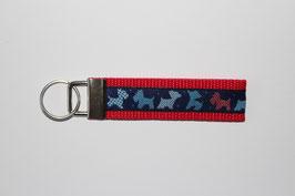 Schlüsselanhänger Hunde
