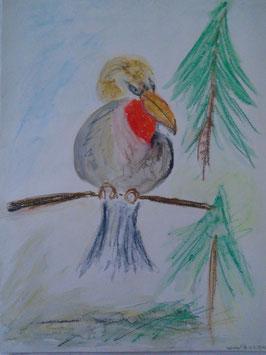 Harzvogel