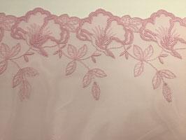Spitze rosa