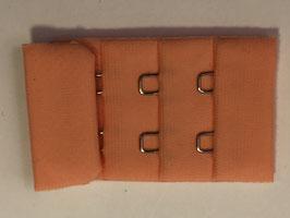 BH-Verschluss 2x3 apricot