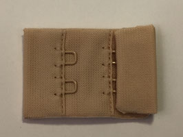 BH-Verschluss 2x2 beige-nude