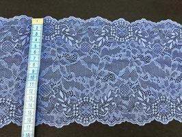 Spitze dehnbar jeansblau