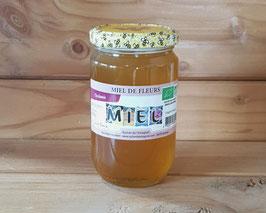 Miel de Fleurs Bio 400g