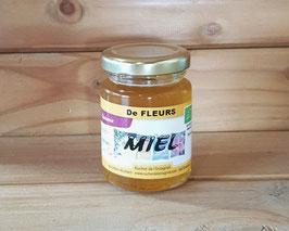 Miel de Fleurs Bio 125g