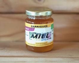 Miel de Garrigue Bio 125g