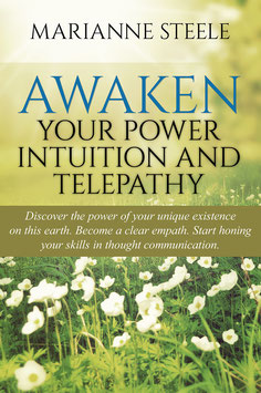 4 week course, Awaken Your Power, Intuition and Telepathy