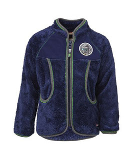 STANLEY 607 - FLEECEJACKE | DARK BLUE