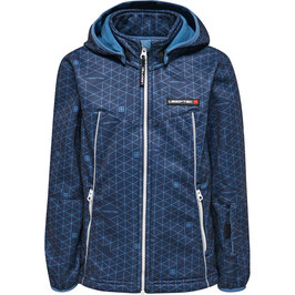 SAXTON 774 - SOFTSHELLJACKE | DARK BLUE