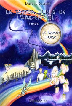 Tome 6 - Le Rayon Indigo