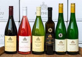 Probierpaket 3, liebliche Weine